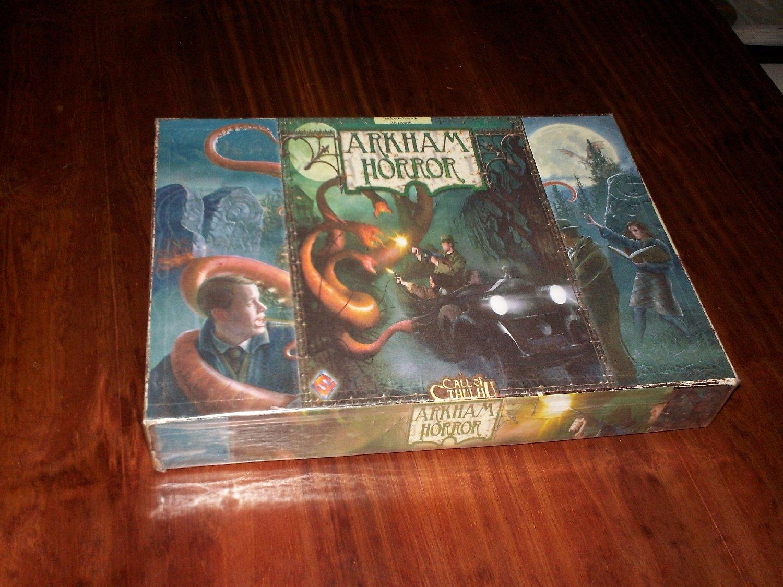 Arkham Horror (Juego de Mesa de HP Lovecraft)