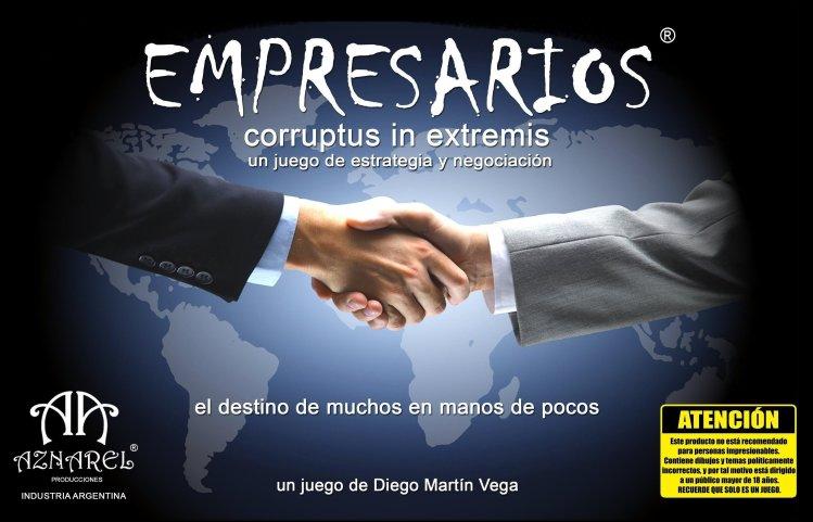 Caja Empresarios corruptus in extremis Edicion 2014